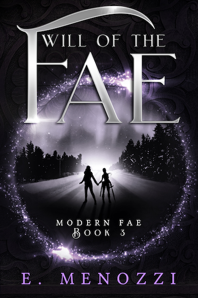 Will of the Fae book cover